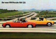 Der neue VW-Porsche 914/2,0. - veeDUB
