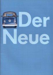 Der neue VW-Achtsitzer - veeDUB
