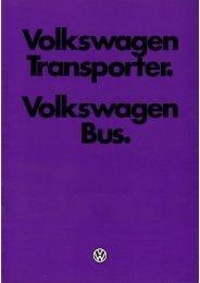Die Transporter - veeDUB