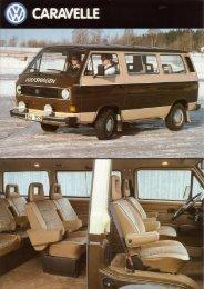 Volkswagen Transporter - veeDUB