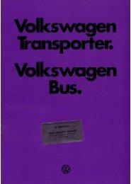 Der VW - veeDUB