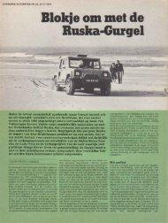 Ruska-Gurgel - veeDUB