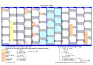 Tællekalender 2010