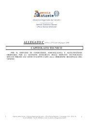 ALLEGATO C - Direzione regionale Veneto - Agenzia delle Entrate