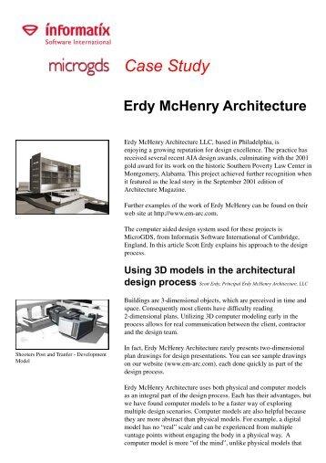 Erdy Mc Henry Architecture