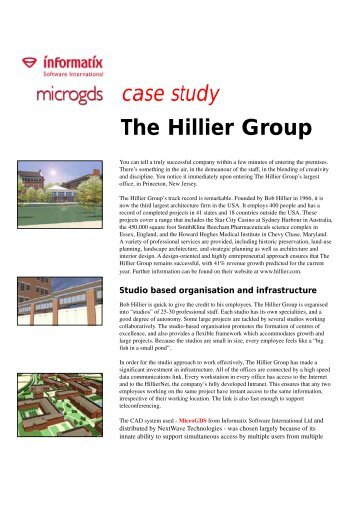 case study The Hillier Group
