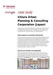 Ichiura Urban Planning & Consulting Corporation