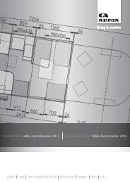 techical data adria motorhomes 2012 technische daten Adria ...