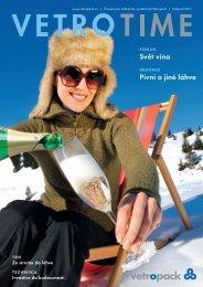 Svět vína Pivní a jiné láhve