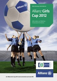Allianz Girls Cup 2012 - VfB Oldisleben
