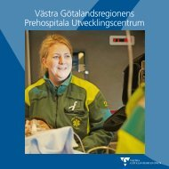 VGR PUC broschyr.pdf - Västra Götalandsregionen