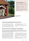 Verksamhetsberättelse 2009 - Västra Götalandsregionen - Page 5