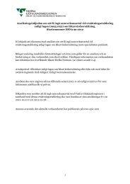 1 Ansökningsinbjudan om att få ingå samverkansavtal vid ...
