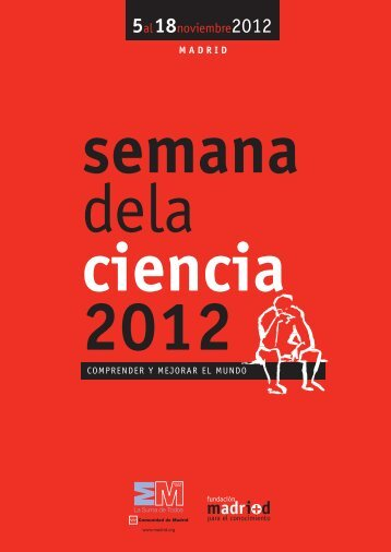Presentacion xii semana de la ciencia 2012