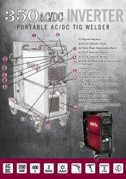 350AC/DC Sales Brochure - Victor Technologies - Europe