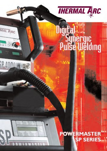 What is Synergic Pulse MIG welding? - Victor Technologies - Europe
