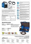 35A inverter plasmasnijsysteem Ieder karwei vereist vaardigheid - Page 2