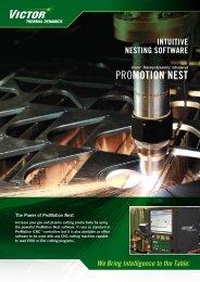 Promotion Nest Brochure - Victor Technologies - Europe
