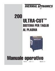 Ultra-Cut ® 200 - Victor Technologies - Europe