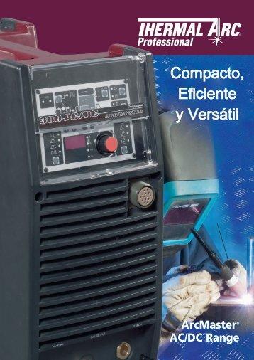 Compacto, Eficiente y Versátil - Victor Technologies - Europe