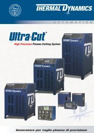 A U T O M A T I O N - Victor Technologies - Europe