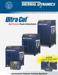 Ultra-Cut Range Brochure - Victor Technologies - Europe