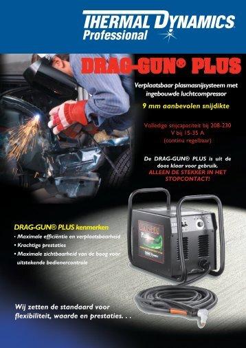 DRAG-GUN® PLUS kenmerken - Victor Technologies - Europe