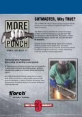 CutMaster True Sales Brochure - Victor Technologies - Europe - Page 2
