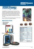 CutMaster True Sales Brochure - Victor Technologies - Europe - Page 7
