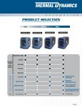 CutMaster A Series Sales Brochure - Victor Technologies - Europe - Page 3