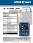 CutMaster A Series Sales Brochure - Victor Technologies - Europe - Page 5