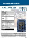 CutMaster A Series Sales Brochure - Victor Technologies - Europe - Page 6