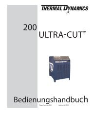 200 ULTRA-CUT™ - Victor Technologies - Europe