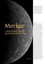 Med den nye rumsonde MESSENGER vil NASA - Viden (JP)