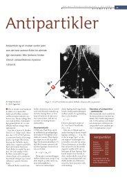 Antipartikler - Viden (JP)