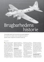 Brugbarhedens historie - Viden (JP)