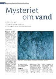 Mysteriet om vand - Viden (JP)