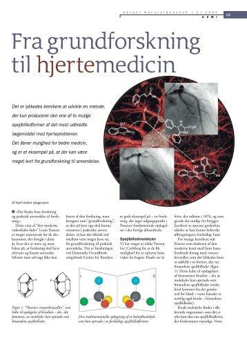 Fra grundforskning til hjertemedicin - Viden (JP)