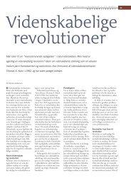 """Man taler tit om """"revolutionerende opdagelser"""" i ... - Viden (JP)"""