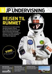 jp undervisning rejsen til rummet - Viden (JP) - Jyllands-Posten
