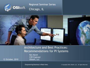 A Virtualized PI System - OSIsoft