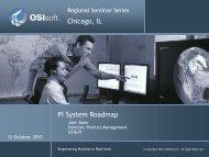 PI Web Services 2010 - OSIsoft