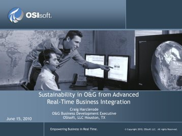 Time - OSIsoft