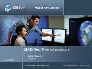 PROCESS CONTROL SYSTEM - OSIsoft