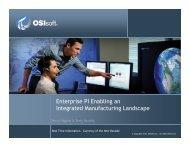 Enterprise Agreement - OSIsoft