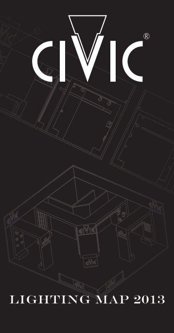 Lighting Map 2013