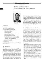Materielle Arrestvoraussetzungen - arrestpraxis.ch