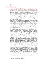 Modul 1 Leistungskatalog - Bundeskammer der Architekten und ...