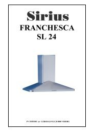 FRANCHESCA SL 24 - VM Elektro