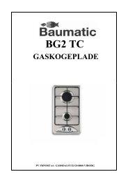 BG2 TC - VM Elektro